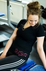 RiBo Sportshirt Fittness Freizeit schwarz Baumwollshirt Jersey kaufen