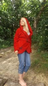 RiBo Elfenjacke Cindy Zipfeljacke Goajacke Polarfleece rot Stickerei kaufen (Kopie id: 100087769)