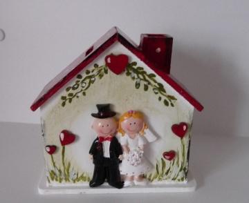 Spardose Hochzeitsgeschenk Hochzeit Ehehafen Gastgeschenk