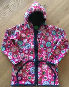 Softshell Jacke Softshelljacke Kinderjacke // Mädchen // Auswahlstoff // Wunschgröße 98-134