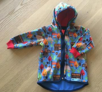 Softshelljacke Softshell Jacke Baby Babyjacke // Jungen // Auswahlstoff // Wunschgröße 50-92