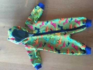Softshellanzug Softshell Anzug Overall // Jungen // Auswahlstoff // Wunschgröße 50-98