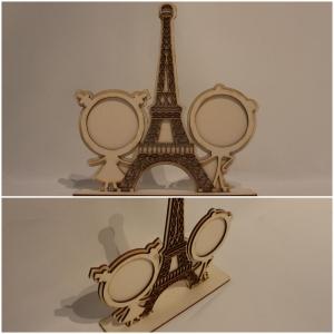 Eiffelturm Fotohalter - Handarbeit kaufen