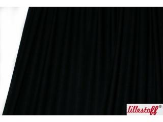 Unifarbener Modal in schwarz von lillestoff