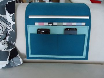 Sofa Taschen, Couch Butler, Tablet Tasche,Handy Tasche,eBook Tasche,sofabutler, individualisierbar - Handarbeit kaufen