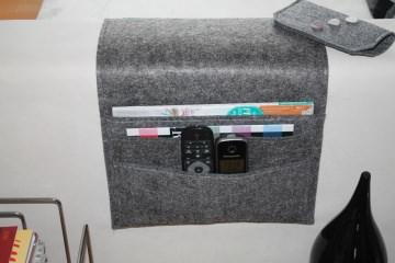 Sofa Butler, Sofa Taschen, Couch Organizer praktisch, ästhetisch, gut