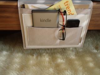 Bett Taschen, Bett Butler, Tablet Tasche,eBook Tasche,Handy Tasche, individualisierbar(Kopie id: 100062629) (Kopie id: 100062636) - Handarbeit kaufen