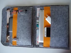 XL Wand Tasche, Hängeorganizer aus Filz, für Wohnmobil; für Camper, für Balkon, Wintergarten,  (Kopie id: 100175635)