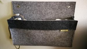 Wandtasche für PlayStation Controller oder für Wii Controller