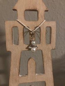 Schutzengel aus Perlen