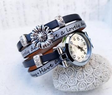 Welcome Summer - NEUE Collection - Ihr Sommer-Outfit am besten zusammen kombiniert mit meinem Wickelarmband & Uhr