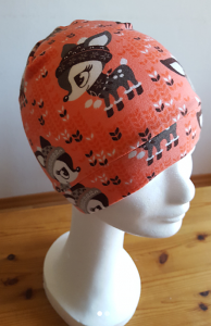 SWEAT - Mütze - Beanie - Kinder Gr.44