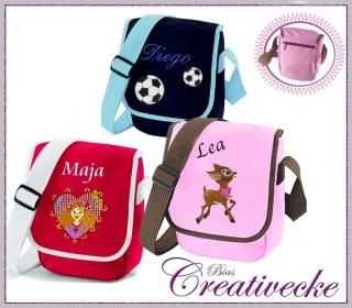 ♡_♡ Kindertasche*Kita Tasche ♡ Farbwahl ♡ mit Namen + Wunschmotiv ♡_♡