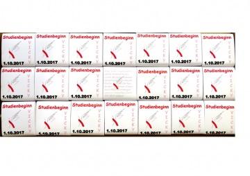 Traubenzucker DEXTRO classic Schule Studium Ausbildung Kiga personalisiert 25 einzelne Traubenzucker