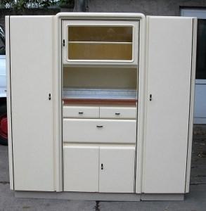 Original Küchenschrank 50er Jahre -