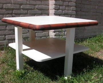 Art Deko Tisch um 1930 im Shabby Chic -