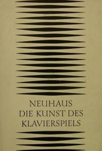 Die Kunst des Klavierspiels v. Neuhaus,VEB Verlag für Musik,Leipzig,1969,226 Seiten. - Handarbeit kaufen