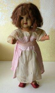 Schöne alte Puppe im Original Zustand -  - Handarbeit kaufen