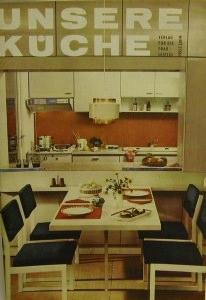 Heft- Unsere Küche -DDR-Verlag für die Frau,1970,62 Seiten. - Handarbeit kaufen