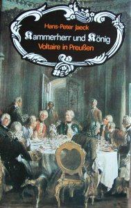 Kammerherr und König Voltraire in Preußen - Handarbeit kaufen