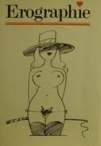 Erographie,freche Verse,Bilder und Geschichten aus der Zeitschrift Das Magazin  - Handarbeit kaufen