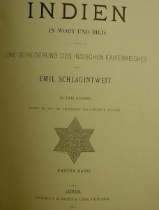 Indien-in Wort und Bild- 1890- eine Schilderung des Indischen Kaiserreiches - Handarbeit kaufen