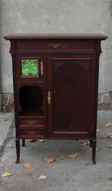 Original Jugendstil- Kabinettschrank um 1905/10 - Handarbeit kaufen