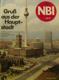 Neue Berliner Illustrierte-die Zeit im Bild- Ausgabe 40/1979-DDR - Handarbeit kaufen