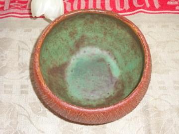 Keramikschüssel, ca. 1,5 l, Aufbaukeramik, Unikat - Handarbeit kaufen