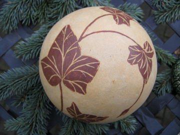 Keramikkugel, Gartenkugel, frostfest