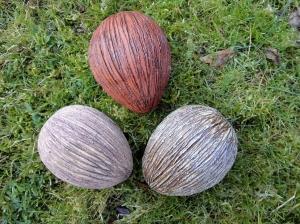 Keramikei, Osterei, Gartenei - Handarbeit kaufen