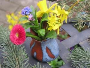 Vase Handschmeichler