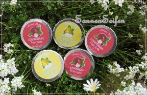 Lippenbalsam  Roter Apfel Lipbalm Lippenbalsam gern auch vegan & handgemacht
