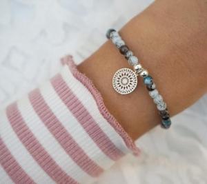 Armband mit mandala