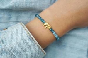 Armband mit elefant