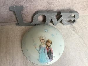 Kinderlampe Wandlampe Deckenlampe Lampe - Anna & Elsa 1 - Handarbeit kaufen