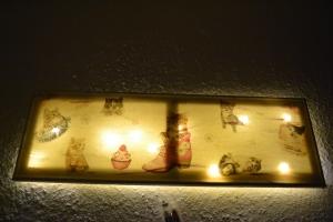 Wandlampe ☆ Wandleuchte ☆ beleuchteter Keilrahmen ☆ Nachtlicht - Katzen  - Handarbeit kaufen