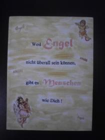 Wanddeko ☆Engelmotiv auf Keilrahmen ☆ Geschenk ☆ Unikat - Engel - Handarbeit kaufen