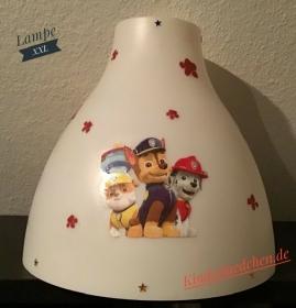 Deckenlampe XXL Kinderlampe Hängelampe Lampe - Paw Patrol - Handarbeit kaufen