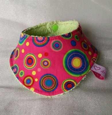 Halstuch für Babys und Kleinkinder - Kreise