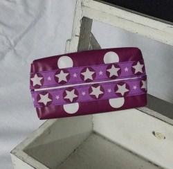 TaTüTa - Taschentüchertasche Herzen und Sterne