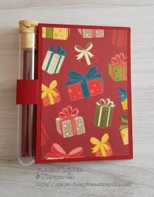 Wunscherfüllerkarte zu Weihnachten: Geschenke