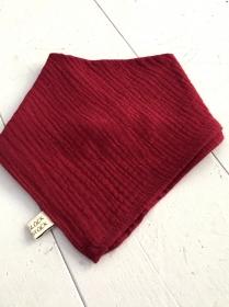Diese tollen Halstücher/ Dreieckstücher aus pflegeleichtem BW- Musselin werden am Hals einfach per Druckknopf geschlossen. Sie sind ein echter Higucker. (Kopie id: 100189065) (Kopi
