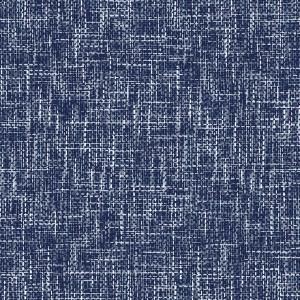 Baumwolldruck Jeansoptik grob Streifen für Stoffmasken für Jungs und Männer blau weiss - Handarbeit kaufen