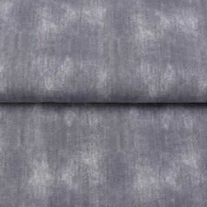 Jeans Baumwolll-Jersey-Stoff uni grau ausgewasche Jeansfarbe Öko-Tex Standard 100 - Meterware EU Stoffe Jeansoptik - Handarbeit kaufen