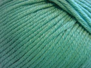 Gründl- Baumwolle, 250gr. , ägyptische Baumwolle, Farbe: 16, kräftiges Mint