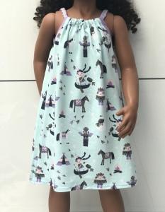Kleid Hängerchen 104