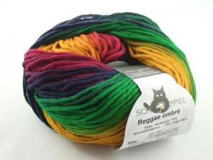 schöne Verlaufswolle Reggae ombre von Schoppel in der Farbe Kunterbunt - Handarbeit kaufen