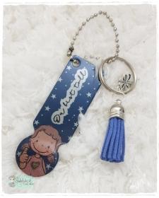 Einkaufswagenlöser ♥ Schlüsselanhänger ♥ Du bist toll - Handarbeit kaufen