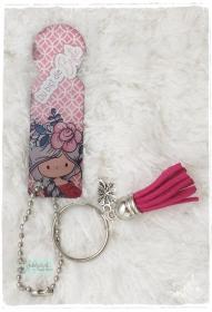 Einkaufswagenlöser ♥ Schlüsselanhänger ♥ Du bist die Beste - Handarbeit kaufen